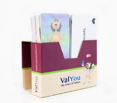 קלפים טיפוליים - Therapeutic cards