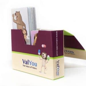 קלפיים טיפוליים - ValYou קלפים טיפוליים